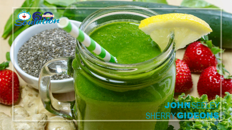 Lean Green Ninja Smoothie